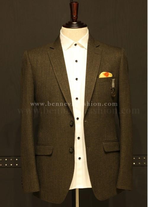 Stylish Green Blazer For Men